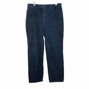Croft & Barrow Corduroy Pants Size 16